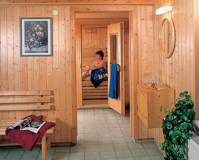 Pension Villa Irene - Sauna